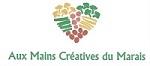 Logo définitif Aux Mains Créatives du Marais 002- Copie - Copie