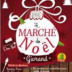 Marché de noel Givrand le 2 et 3 décembre 2017