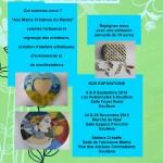 affiche association Aux Mains Créatives du Marais