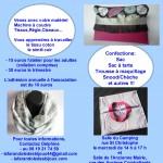ateliers créatifs Couture Delphine
