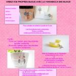 ateliers créatifs bijoux Delphine