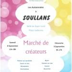 AFFICHE LES AUTOMNALES SOULLANS 001